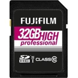 Fujifilm 32GB SDHC UHS I 60/90 memory card thumbnail