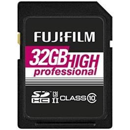 Fujifilm 32GB SDHC UHS II 180/285 thumbnail