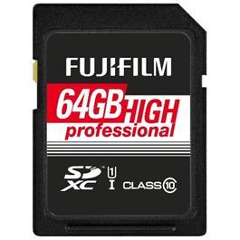 Fujifilm 64GB SDxC UHS I 60/90 thumbnail