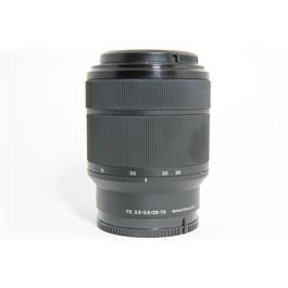 Used Sony FE 28-70mm f/3.5-5.6 OSS Lens thumbnail