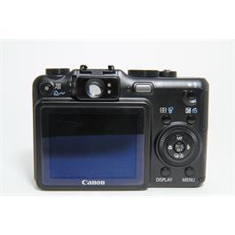 Used Canon Powershot G7 Compact Camera Thumbnail Image 1