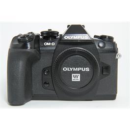 Used Olympus E-M1 II Body thumbnail
