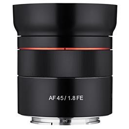Samyang AF 45mm f/1.8 Sony FE Mount Lens thumbnail