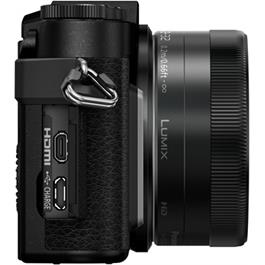 Panasonic GX880 12-32mm Camera - Black Thumbnail Image 1
