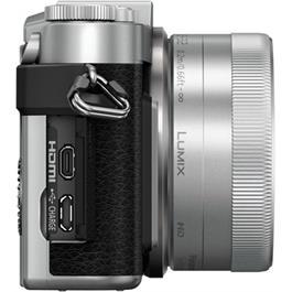 Panasonic GX880 12-32mm Camera - Silver Thumbnail Image 2