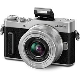 Panasonic GX880 12-32mm Camera - Silver Thumbnail Image 5
