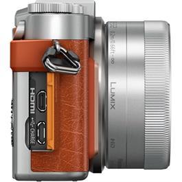 Panasonic GX880 12-32mm Camera - Tan Thumbnail Image 2