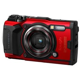 Olympus Tough TG-6 Action Camera - Red thumbnail