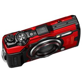 Olympus Tough TG-6 Action Camera - Red Thumbnail Image 1