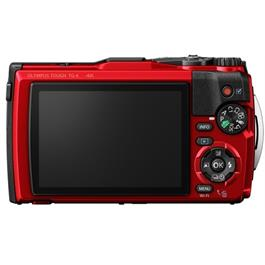 Olympus Tough TG-6 Action Camera - Red Thumbnail Image 2