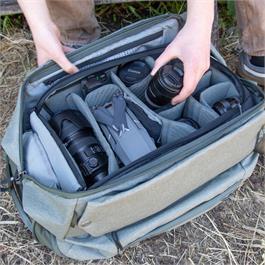 Peak Design Travel Duffelpack 65L Bag Sage