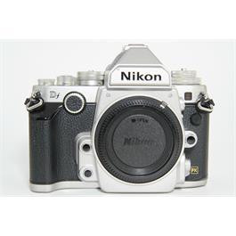 Used Nikon Df  Body Silver Thumbnail Image 0