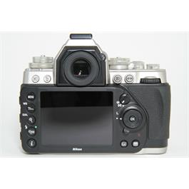 Used Nikon Df  Body Silver Thumbnail Image 1