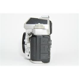 Used Nikon Df  Body Silver Thumbnail Image 3