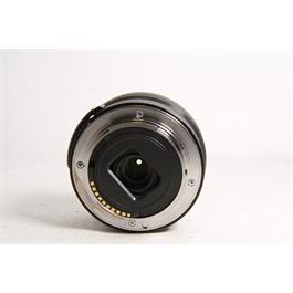 Used Sony E 16-50mm f3.5-5.6 PZ OSS Thumbnail Image 2