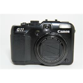 Used Canon G11 Compact Camera Unboxed thumbnail