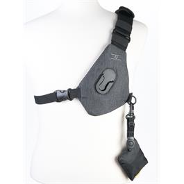 Cotton Carrier Skout Camera/Binocular Sling Charcoal Grey