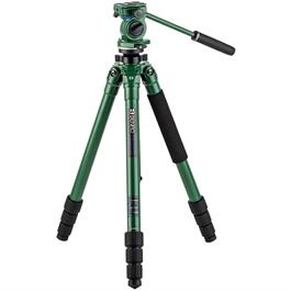 Benro Wild 2 Aluminium Birding Tripod Kit with BWH4 2-Way Head thumbnail