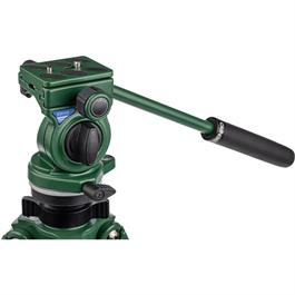 Benro Wild 2 Aluminium Birding Tripod Kit with BWH4 2-Way Head