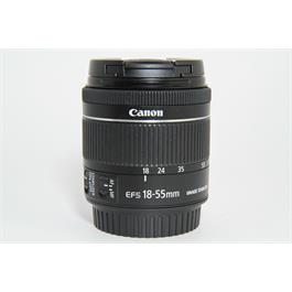 Used Canon 18-55mm f/4-5.6 IS STM Thumbnail Image 0