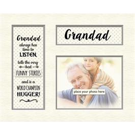 Swains Memory Mounts Grandad 10x8 thumbnail