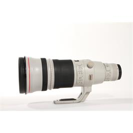 Used Canon EF 500mm f/4 L IS II USM thumbnail