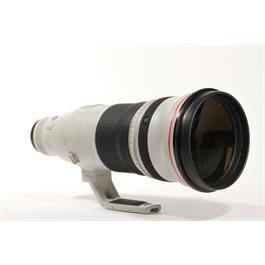 Used Canon EF 500mm f/4 L IS II USM Thumbnail Image 1