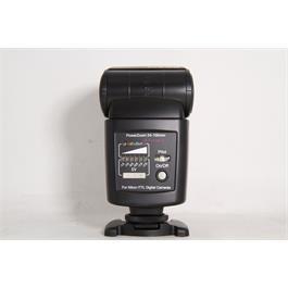 Used Nissin Di622 Mark II Flashgun Nikon Thumbnail Image 3