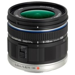 Olympus M.Zuiko Digital ED 9-18mm f/4-5.6 Wide Angle Zoom Lens thumbnail