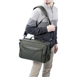 Vanguard VEO SELECT 35 Green X-Large Shoulder Bag Thumbnail Image 10