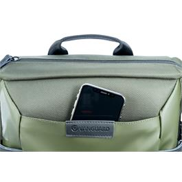Vanguard VEO SELECT 49 Green Backpack & Shoulder Bag Thumbnail Image 6