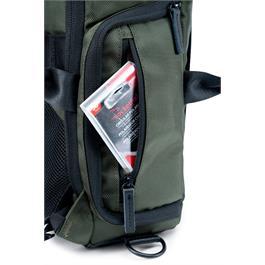 Vanguard VEO SELECT 49 Green Backpack & Shoulder Bag Thumbnail Image 9