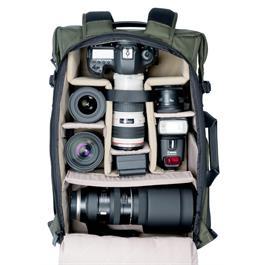 Vanguard VEO SELECT 49 Green Backpack & Shoulder Bag Thumbnail Image 12