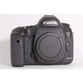Used Canon 5D Mark III Body  thumbnail