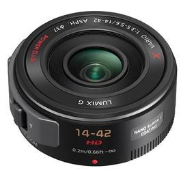 Panasonic LUMIX G X VARIO PZ 14-42mm f/3.5-5.6 ASPH POWER O.I.S.  thumbnail