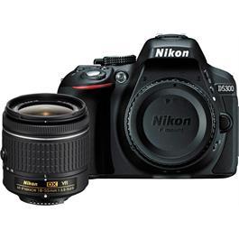 Nikon D5300 18-55mm VR AF-P - Black - Ex Demo thumbnail