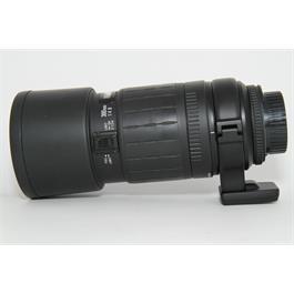 Nikon Used Sigma 300mm f/4 Telemacro APO Lens Thumbnail Image 0