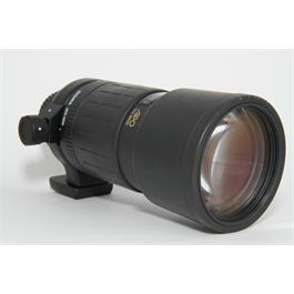 Nikon Used Sigma 300mm f/4 Telemacro APO Lens Thumbnail Image 2