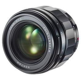 Voigtlander 50mm F1.2 E-Mount Nokton Aspherical Lens thumbnail