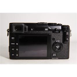 Used Fujifilm X-E1 Body Black Thumbnail Image 1