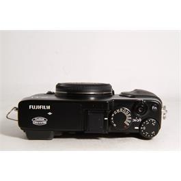 Used Fujifilm X-E1 Body Black Thumbnail Image 4