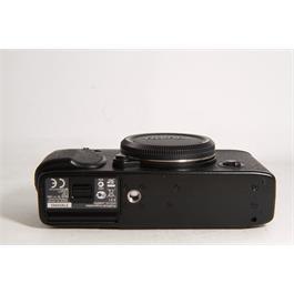 Used Fujifilm X-E1 Body Black Thumbnail Image 5