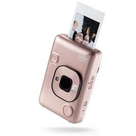 Fujifilm Instax Mini LiPlay Blush Gold Thumbnail Image 1