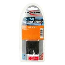 Ansmann Sony NP BX 1 thumbnail