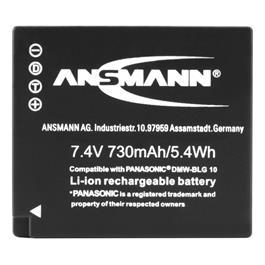 Ansmann Li-Ion Panasonic DMW BLG 10 Thumbnail Image 3