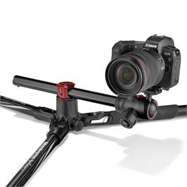 Manfrotto BeFree GT XPRO Aluminium Tripod with MH496-BH Ball Head Kit