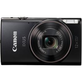 Canon IXUS 285 HS - Black - Open Box Thumbnail Image 1
