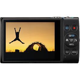 Canon IXUS 285 HS - Black - Open Box Thumbnail Image 2