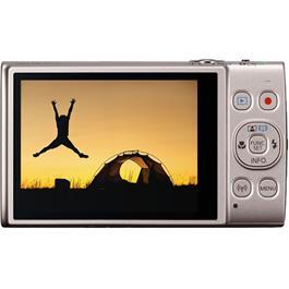 Canon IXUS 285 HS - Silver - Open Box Thumbnail Image 2