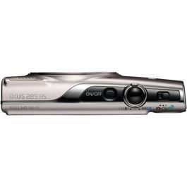 Canon IXUS 285 HS - Silver - Open Box Thumbnail Image 3